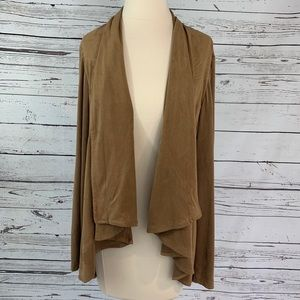 Coco Bianco suede feel jacket cover